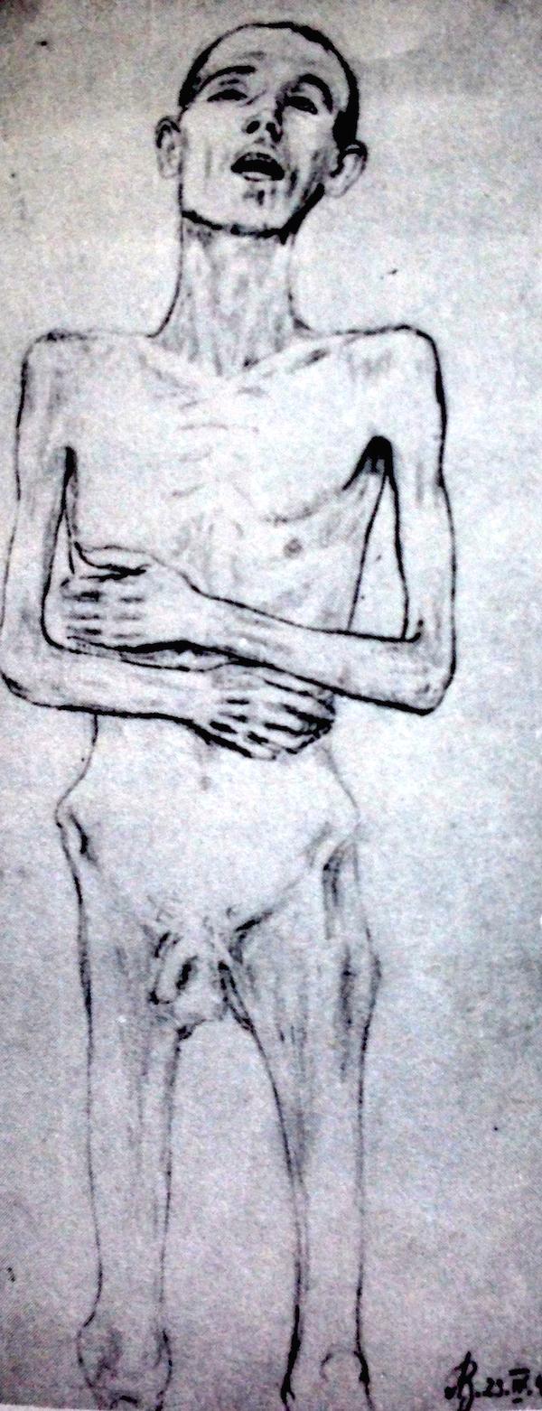 Zeichnung_Alois_Bucanek_Theresienstadt_1945